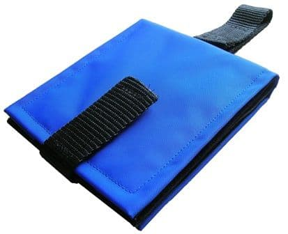 Portable Communication Book - Royal Blue