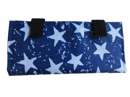 Portable Waist Communicator - Blue Stars