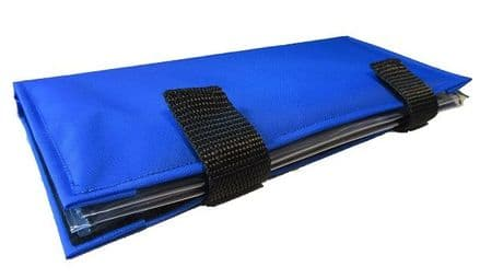 Portable Waist Communicator - Royal Blue