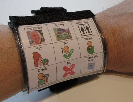Wrist Communication Aid