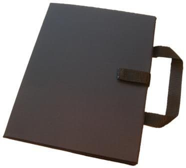 A4 Communication / Choice Folder - Black