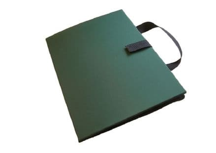 A4 Communication / Choice Folder - Bottle Green