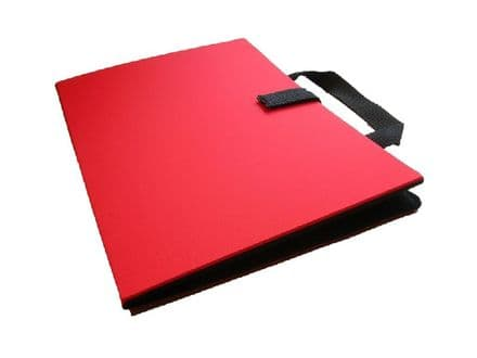 A4 Communication / Choice Folder - Red