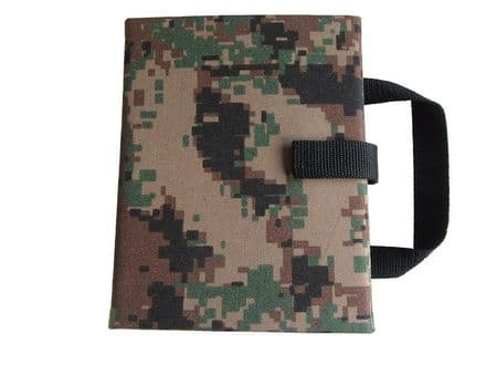 Communication Book A5 - Rigid Covers - Digital Camouflage