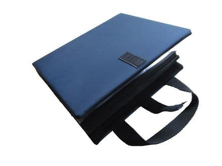 Communication Book A5 - Rigid Covers - Navy Blue