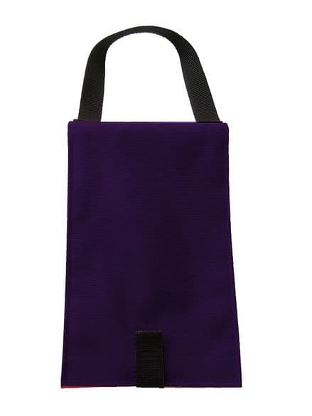 Communication Tote - Purple
