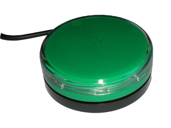 Unlimiter Access Switch (65mm) - Green