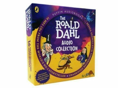 The Roald Dahl 16 Phizz Whizzing Audio Collection (2019, Audio CD)