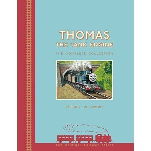 Thomas the Tank Engine Complete Collection 70th Anniversary Edition, W. Awdry, U
