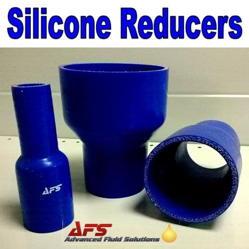 Blue 19mm To 13mm Straight Silicone Reducer, Reducing Silicon Hose Pipe