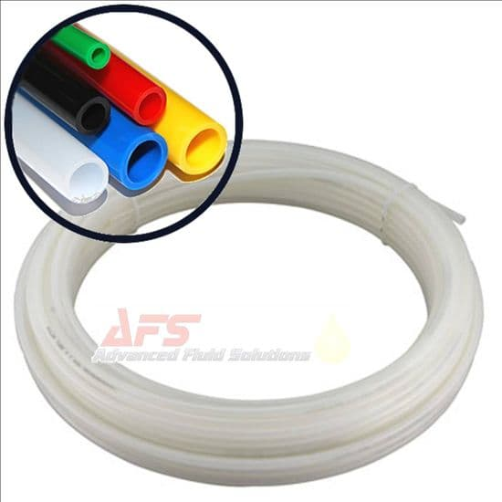 Natural (Clear*) Nylon Pneumatic Tube Imperial Tubing