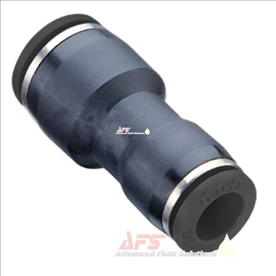 Straight Reducer Push in Fittings Imperial Nylon Tube Connectors