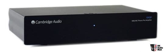 640P Phono stage