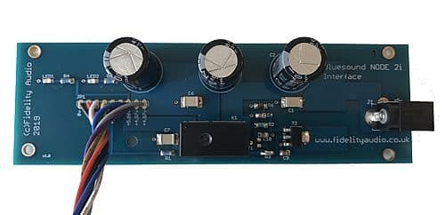 Bluesound NODE 2 & 2i Interface only (The Original)