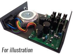 HifiDIY_net mini pcm1793 dac PSU