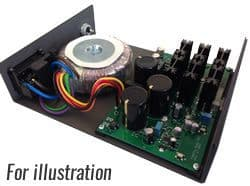 LN-UnitiServe Low Noise PSU