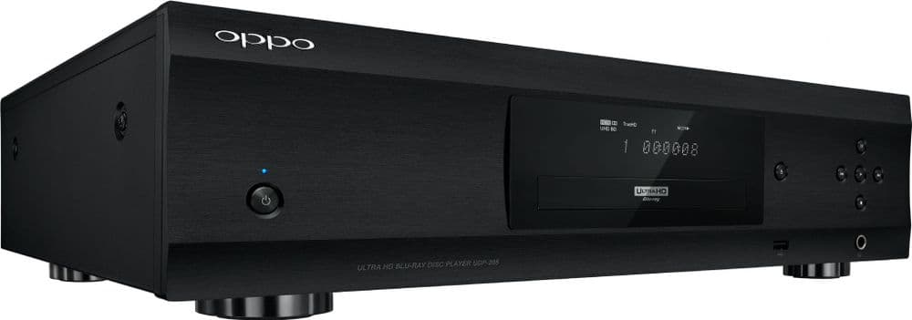Oppo UDP-205 Reference Upgrade
