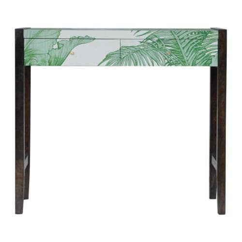 Avalanche Long Console Table White Home Furniture