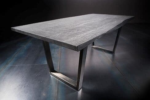 Cathrine 180cm Solid Wood Wide Dining Table