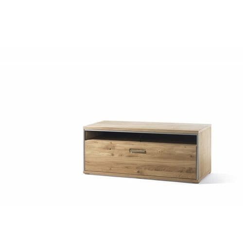 Esther 124cm Oak Small TV Stand