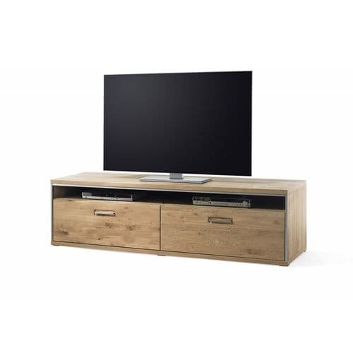 Esther 184cm  Oak Wide TV Stand