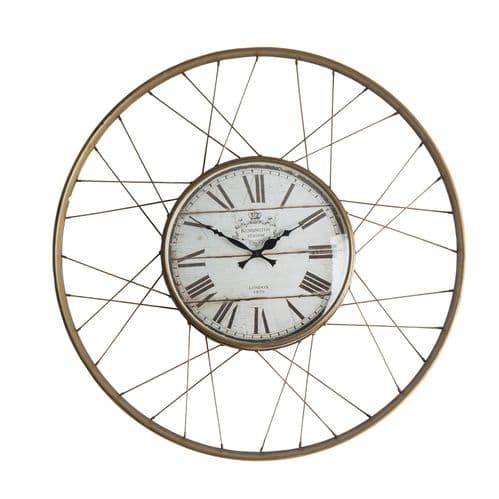 Geister Classic Round Wall Clock