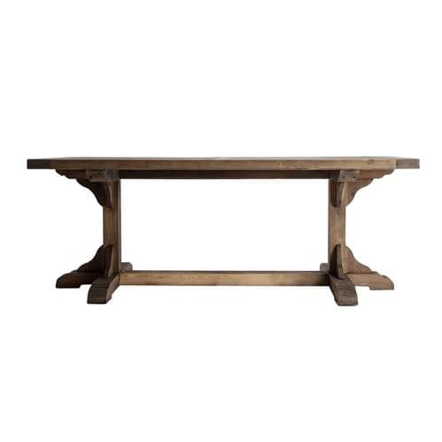 Layton 250cm Solid Wood Dining Table