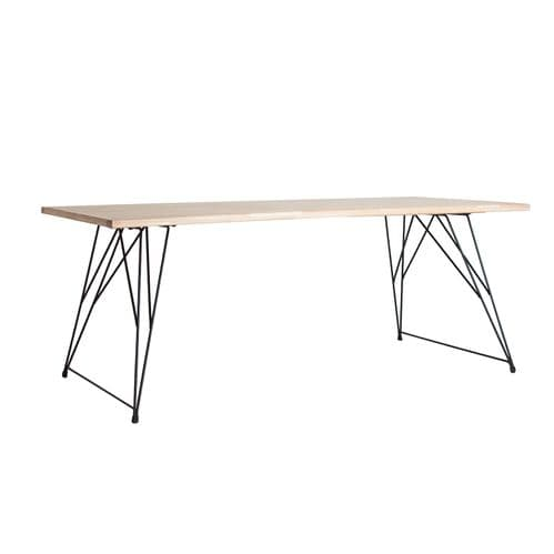Sydney 200cm Industrial Style Dining Table