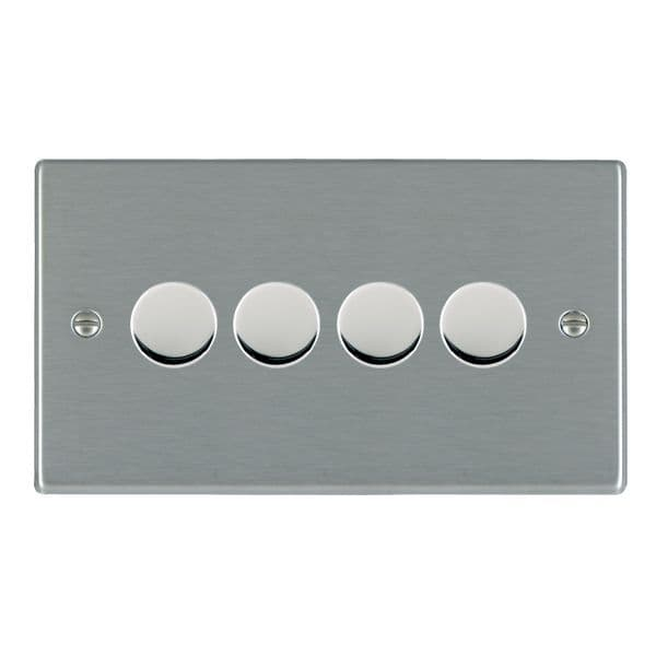Hartland 74P4X400 Stainless Steel Dimmer 4G 2W 400w