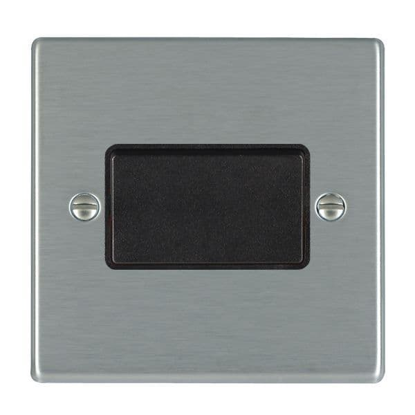 Hartland 74TPBL and 74TPWH Stainless Steel Fan Isolator