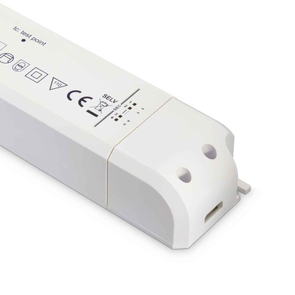 JCC BC020008 24V 30W Non-Dimmable IP20 Driver