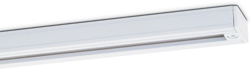 JCC JC14003WH IP20 2340mm Track Section White