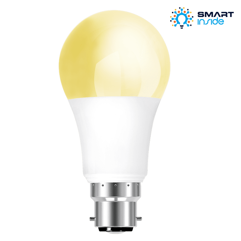 Aurora AU-A1GSZ9B/27 Aone GLS B22 9W Dimmable Smart LED Lamp 2700K