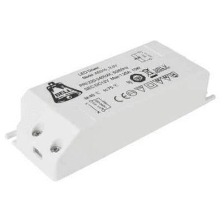 Bell Lighting 05100 LED Line Driver for MR16 - Max 15W