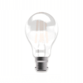 Bell Lighting 05288 6W LED Filament Satin GLS Dimmable - BC, 2700K