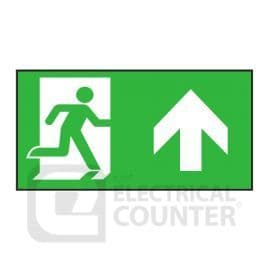 Bell Lighting 09023 New Legend Up for Standard Exit Sign (spare accessory)