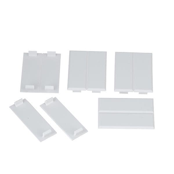 BG Electrical Consumer Unit Cover Blanks (pack of 10, 5 x pairs) CUA01