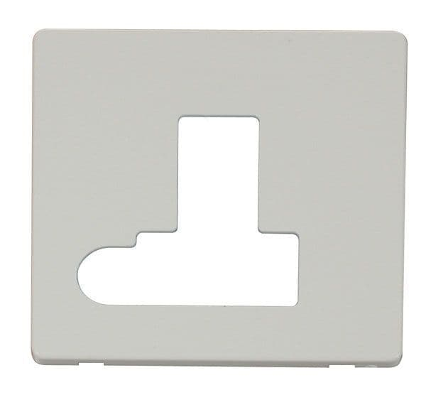 Click Definity SCP151PW Switched Connection Unit With Flex Outlet Cover Plate - White