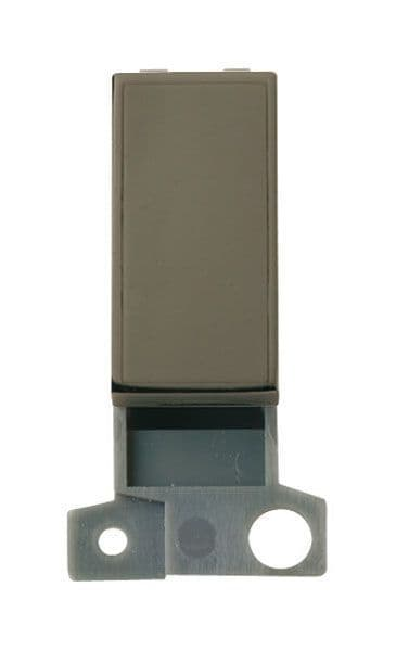 Click Mini Grid MD008BN Blank Ingot Module - Black Nickel