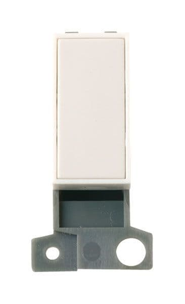 Click Mini Grid MD008PW Blank Module - Polar White