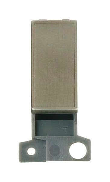 Click Mini Grid MD008SS Blank Ingot Module - Stainless Steel