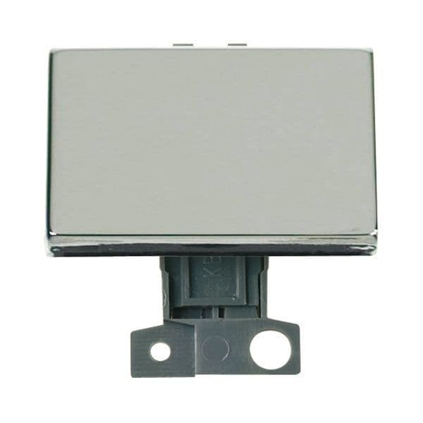 Click Mini Grid MD009CH 2 Way Ingot 10AX Paddle Switch - Chrome