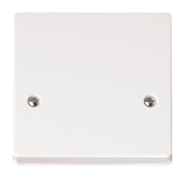 Click Scolmore MODE CMA215 45A Cooker Connection Plate