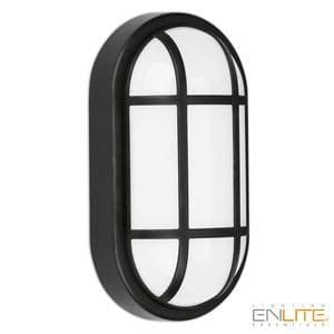 Enlite EN-BZG220BLK 271x146mm Grill Bezel Black for EN-BH220