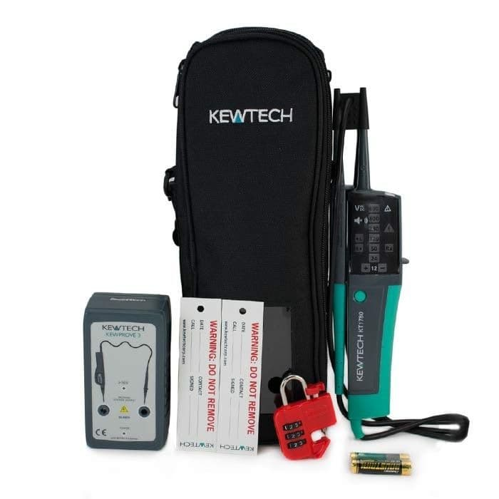Kewtech KEWISO2 Safe Isolation Kit With KT1780