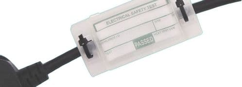 Kewtech KEWSNAP2 Snap Tags with PASS Labels  WITHOUT CLIPS Pack of 50