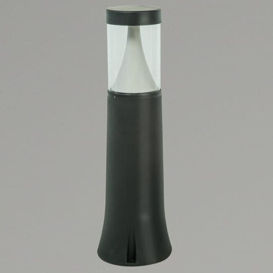 KSR Lighting KSR1183BLK Manta 13w 4K 1200lm LED IP65 650mm Polycarb Bollard Black