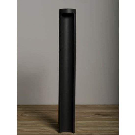 KSR Lighting KSR1907 Calanda 8.5w 3000K LED 650mm Bollard Anthracite