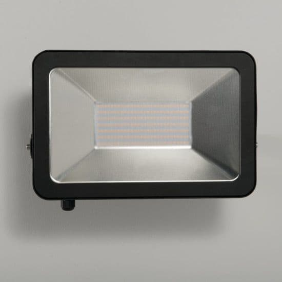KSR Lighting KSR5290BLK Siena 150W 3000K LED IP65 Floodlight Black
