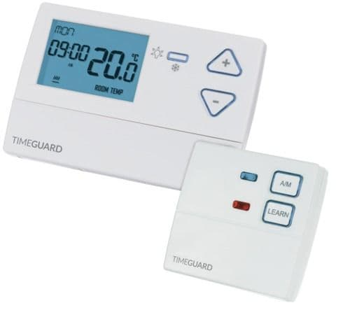 Timeguard TRT037N Wireless 7 Day Programmable Room Thermostat